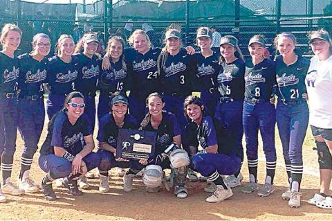 Lady Wildcats heading to state!