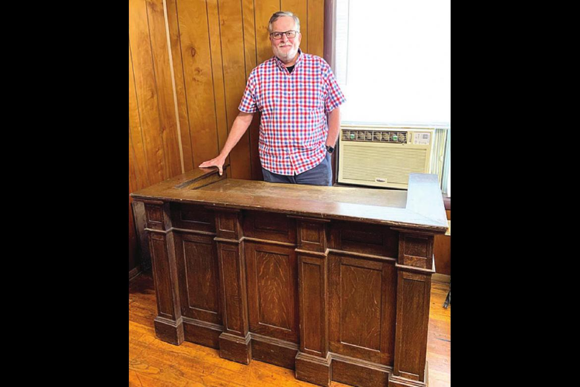 Historical Donation Made to Coal County Historical and Mining Museum.