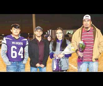 Coalgate high school seniors recognized